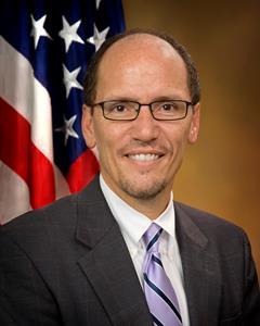 Asst. Attorney General Thomas E. Perez