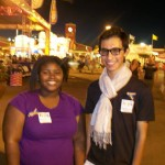 LGBT youth promote equality at the AV Fair
