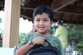 Manny Diaz, 8