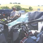 Teen driver accident
