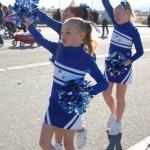 Dazzler Cheerleaders.