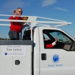 Palmdale Council Member Tom Lackey.