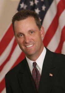 Knight chairs the California Senate Select Committee on Defense and Aerospace.