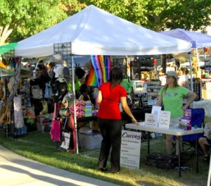 Craft/commercial vendors pay for $150 per booth space.