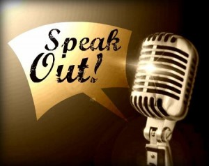 speak out 4.18.12