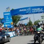 Amgen Tour cycles through Palmdale
