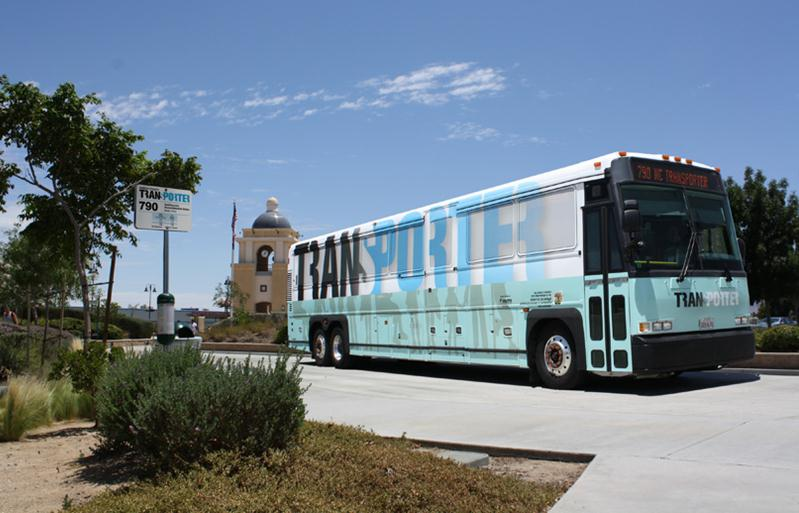 The North County TRANSporter began operating on August 6, 2012.