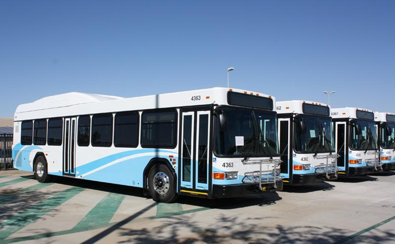 AVTA will be adding two electric buses to its fleet thanks to a $1.9 million grant approved by the Los Angeles County Board of Supervisors.