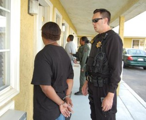 Monthly parole sweeps  coupled with special compliance checks, such as Operation Boo  every October, help ensure local paroled sex offenders are complying with their conditions.