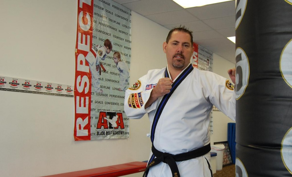 Taekwondo Master William Robinson (pictured) and LAPD Detective Mark Pursel will teach free interactive self-defense seminars Saturday, Sept. 27 in Lancaster. Women and children will receive hands-on experience on how to react in life-threatening scenarios.