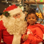 Santa Claus in Palmdale Lancaster