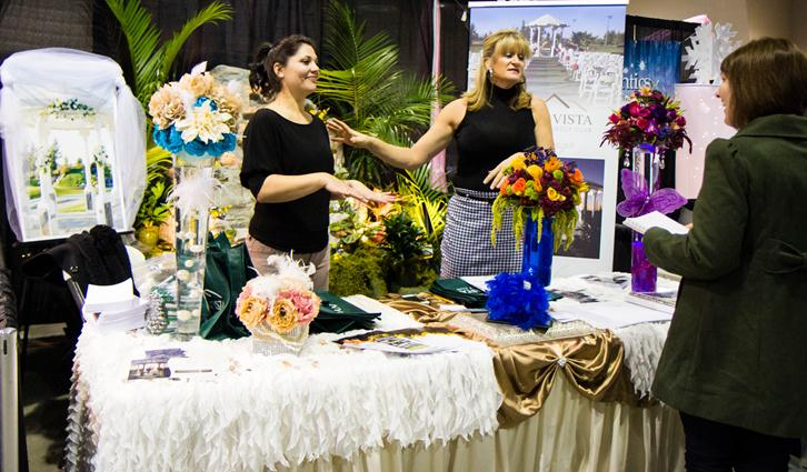Countdown to AV Fair Bridal Show 2017, vendors welcome