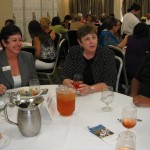 Topics Luncheons are held every three months and provide a starting place for conversations on issues that can be highly controversial. (File)
