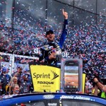 JJ wins his second Daytona 500; frightening crash at the DRIVE4COPD 300 Nationwide Finale