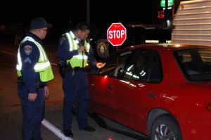 Drivers who are determined to be under the influence will be arrested and their vehicles towed away, CHP officials said. (File image)