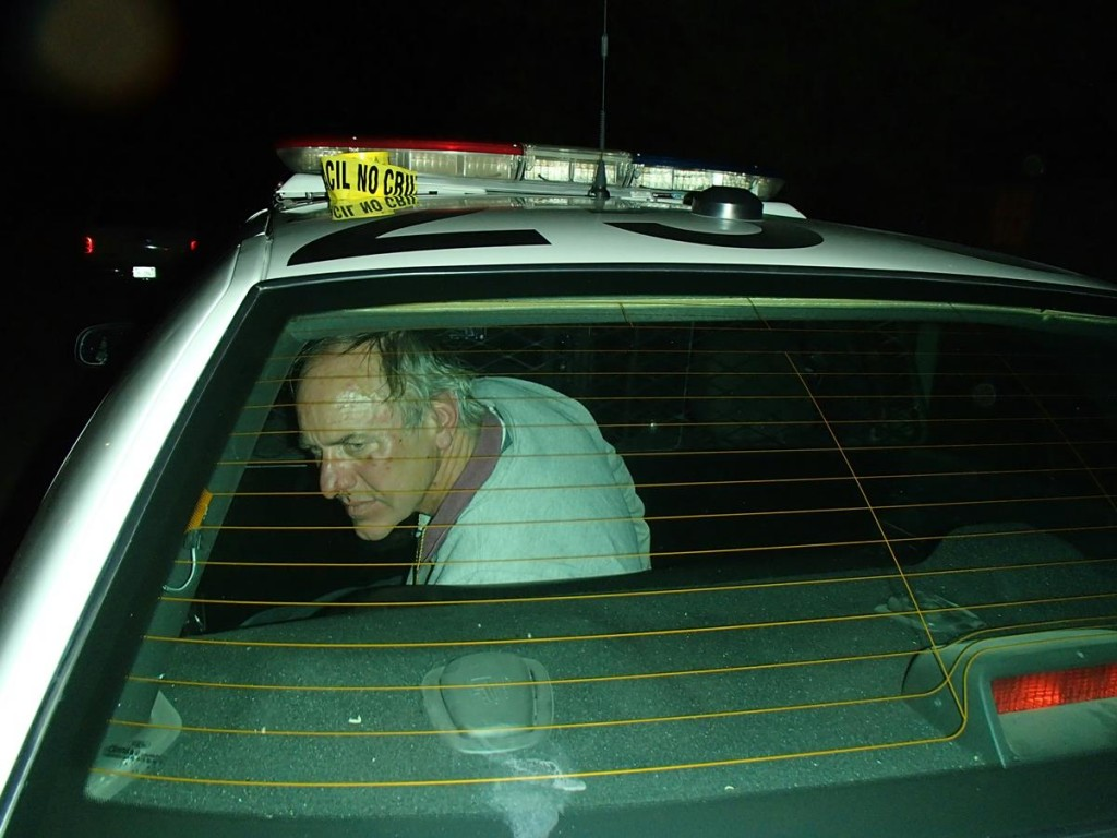 Michael Norton was arrested at his home when sheriff's investigators responded to the scene on the night of March 19, 2013. (ED FROMMER)