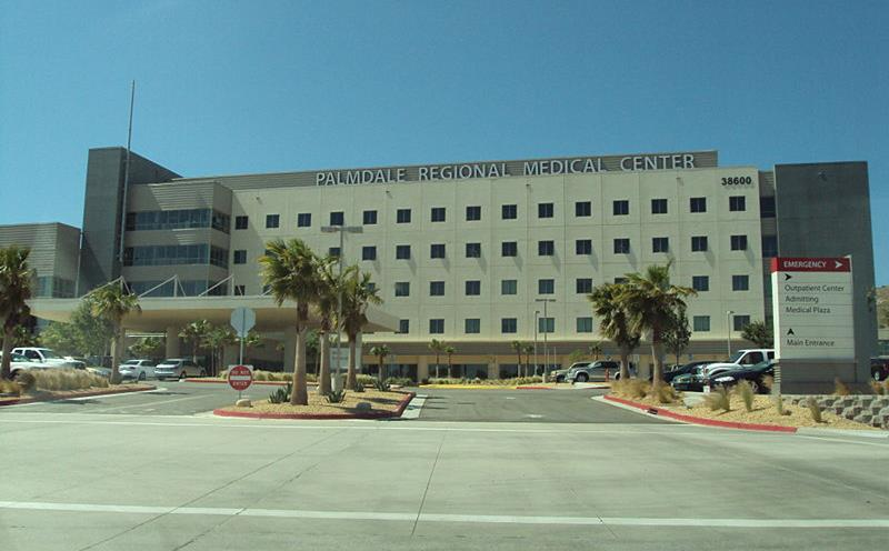 AV Cancer Center's new location is in a medical office building directly attached to the Palmdale Regional Medical Center. The new office opens on June 10.