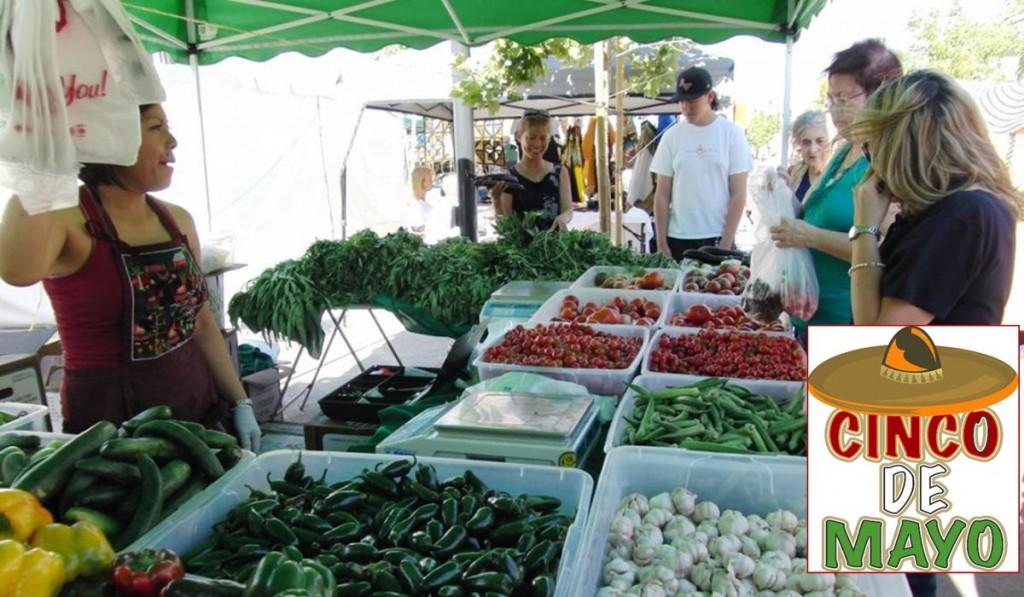 BLVD Farmers Market Cinco de Mayo