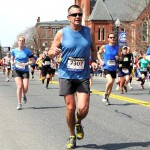 Edwards officer balances great accomplishment, sadness following Boston Marathon run