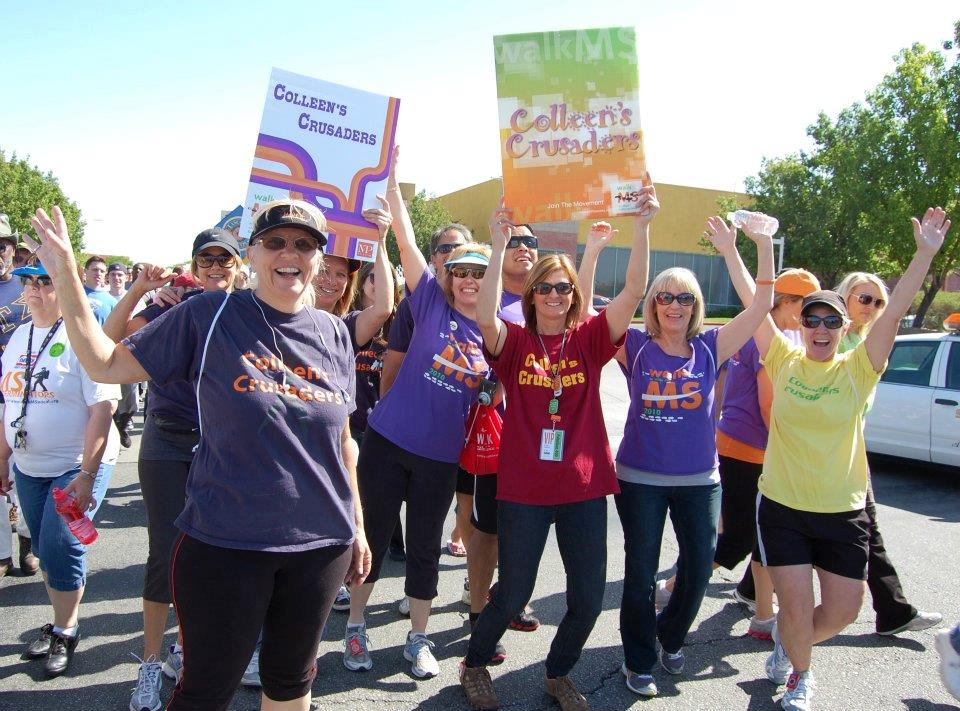 Thousands of residents take to the streets of Lancaster every year for Walk MS: Antelope Valley, which raises money to support services for local families. You can get involved by registering a team to participate or by promoting or attending one or more of the Walk MS team fundraisers being held during the month of March.