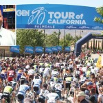 Ben Jefferson start stage 3 of Amgen