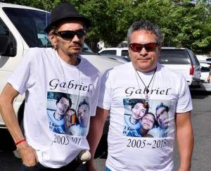 Justice for Gabriel protest3