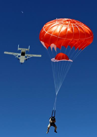 New parachute test to provide AC-130 aircrew with the best
