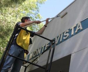 Monte Vista cleanup 2