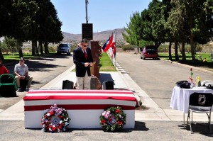 Palmdale Mayor Jim Ledford will offer welcoming remarks and introduce the dignitaries. (Photo from 2013 event)