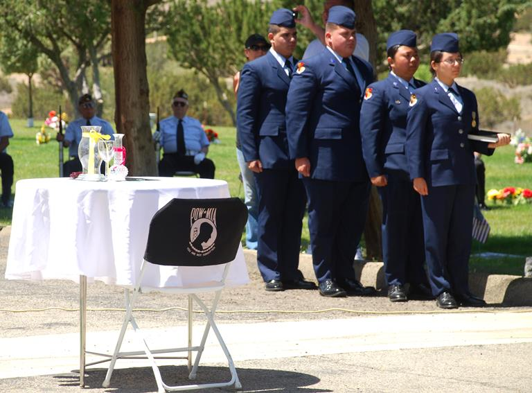 Palmdale memorial day ceremony preview 2013