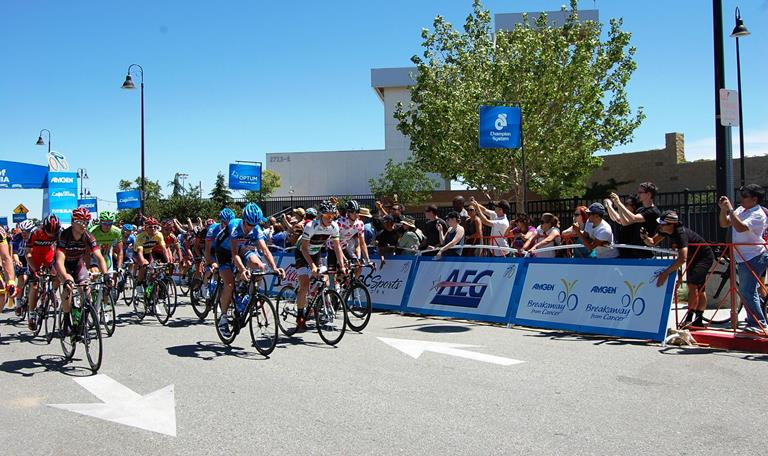 Palmdale welcomes Amgen 6
