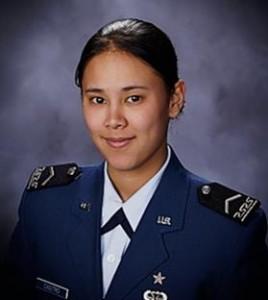 Captain Victoria Ann Castro Pinckney