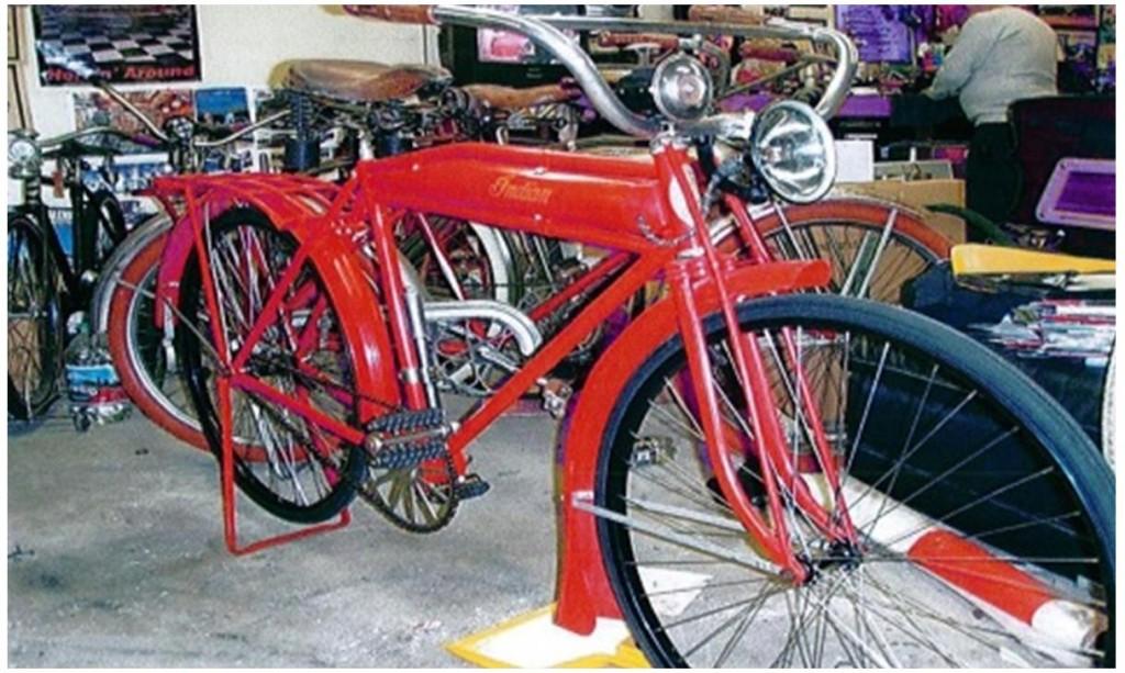 rare stolen bike