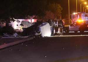 rollover fatality george sandoval 2