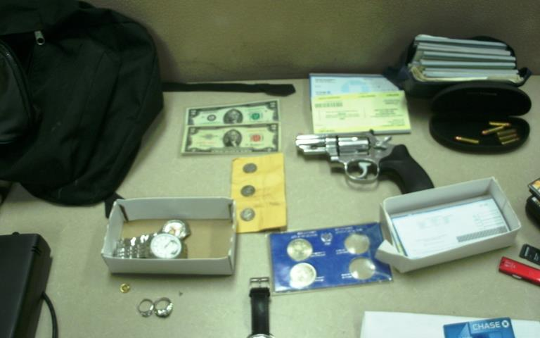 These stolen items were recovered after teams of deputies served search warrants at two Palmdale homes on Friday, June 14. (Courtesy LASD)