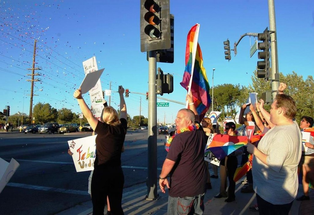 The Equality Rally was held from 6 to 8 p.m. Wednesday, June 26, at 15th Street West and Avenue K in Lancaster.