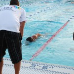 Scholarships can be used for swim lessons, swim team, water polo and adaptive aquatics.