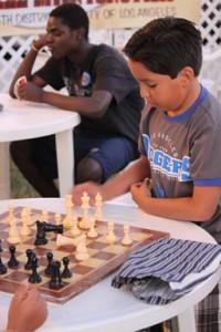 TNOTS features a Children's Art & Activity Center.