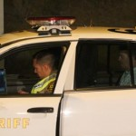 DUI Checkpoint results for Palmdale, Lancaster