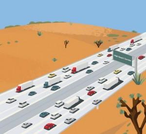 High Desert Corridor project