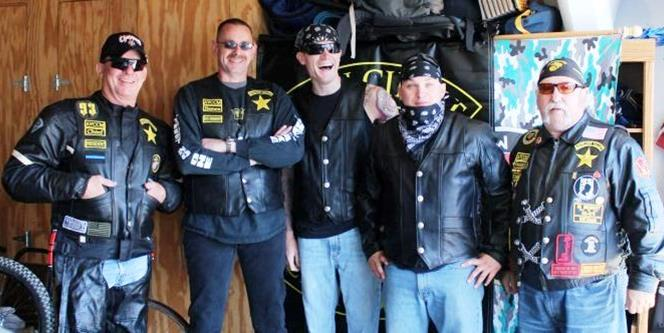 """""""Ride for the Fallen, Families left behind"""" Memorial Poker Run is presented by the Iron Circle Law Enforcement Motorcycle Club. (Contributed photo)"""