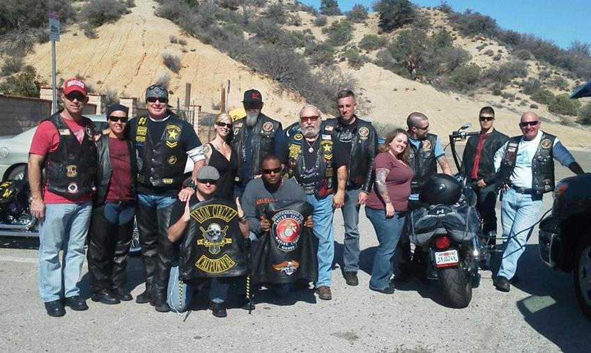 """Ride for the Fallen, Families left behind"" Memorial Poker Run is presented by the Iron Circle Law Enforcement Motorcycle Club. (Contributed photo)"