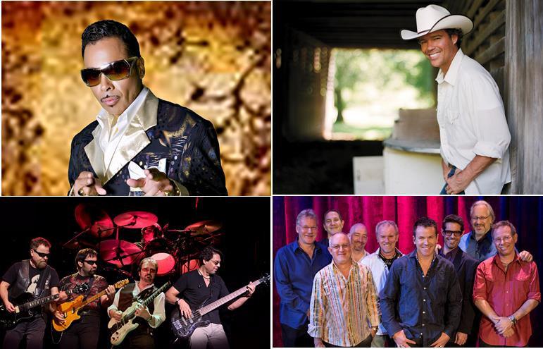 Palmdale Amphitheater summer concert series lineup 2013