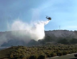 Palmdale wildfire 7.29.13 3