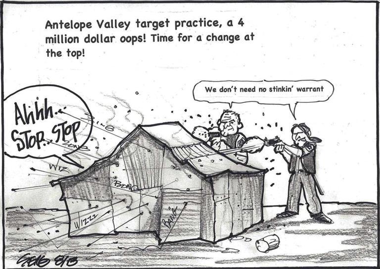 AV Target Practice 8.18.13