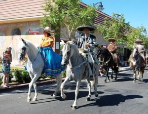 Amigos del Valle won the Equestrian category.