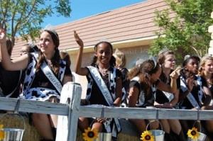 Jr. Miss Antelope Valley Queens