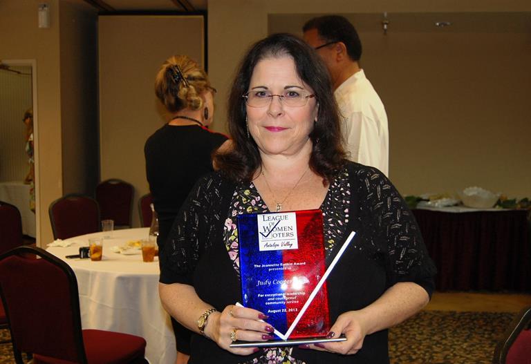 Judy Cooperberg