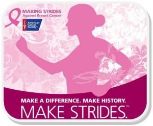 Making Strides Against Breast Cancer AV