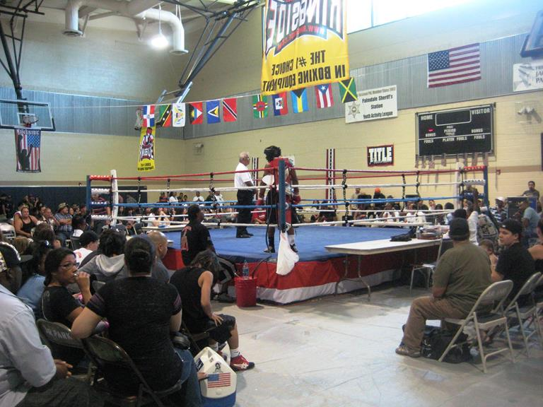 "The ""Power Gloves"" Amateur Tournament is a sporting highlight in the Antelope Valley. (Photo courtesy LA County.)"